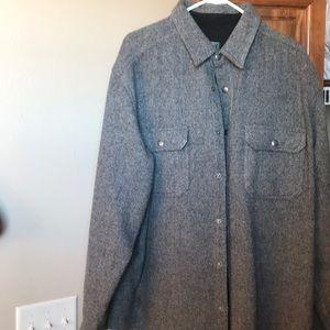 Men's woolrich shirt size XL